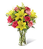 The Bright and Beautiful Bouquet